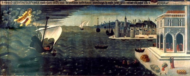 La loge de mer