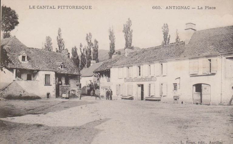 Antignac, Cantal