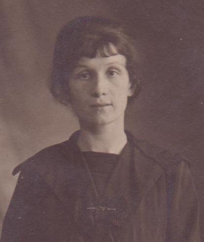 Gabrielle, 1919