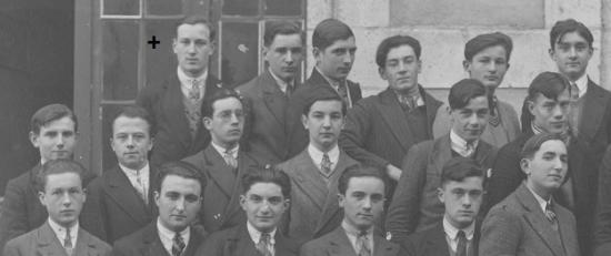 Lycée de Tulle, 1930-1931