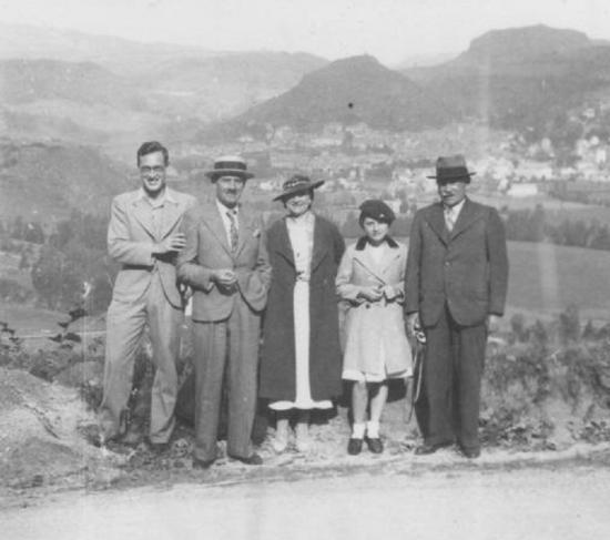 Tarn, près de Murat, septembre 1936