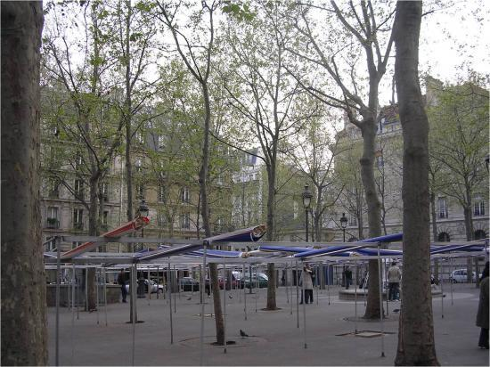 Place Monge, Paris, Ve