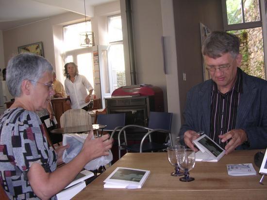 21/09/2008, Librairie L'aire libre, Argentat (19)