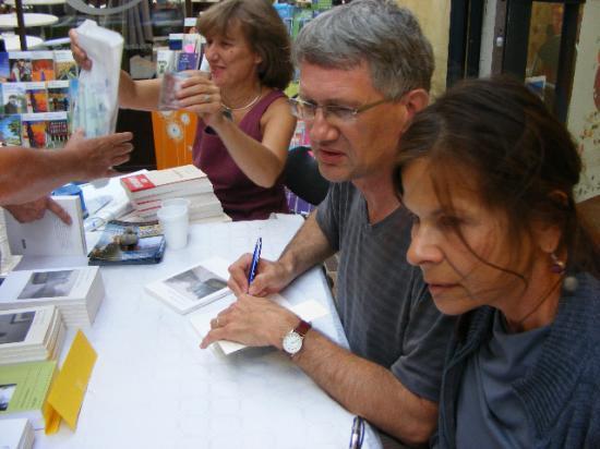 28/07/2010, Librairie Le poivre d'âne, Manosque