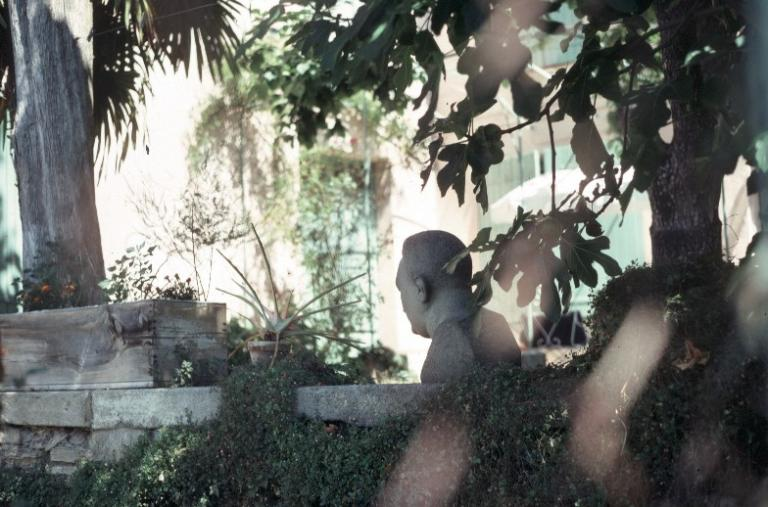Manosque, août 1980