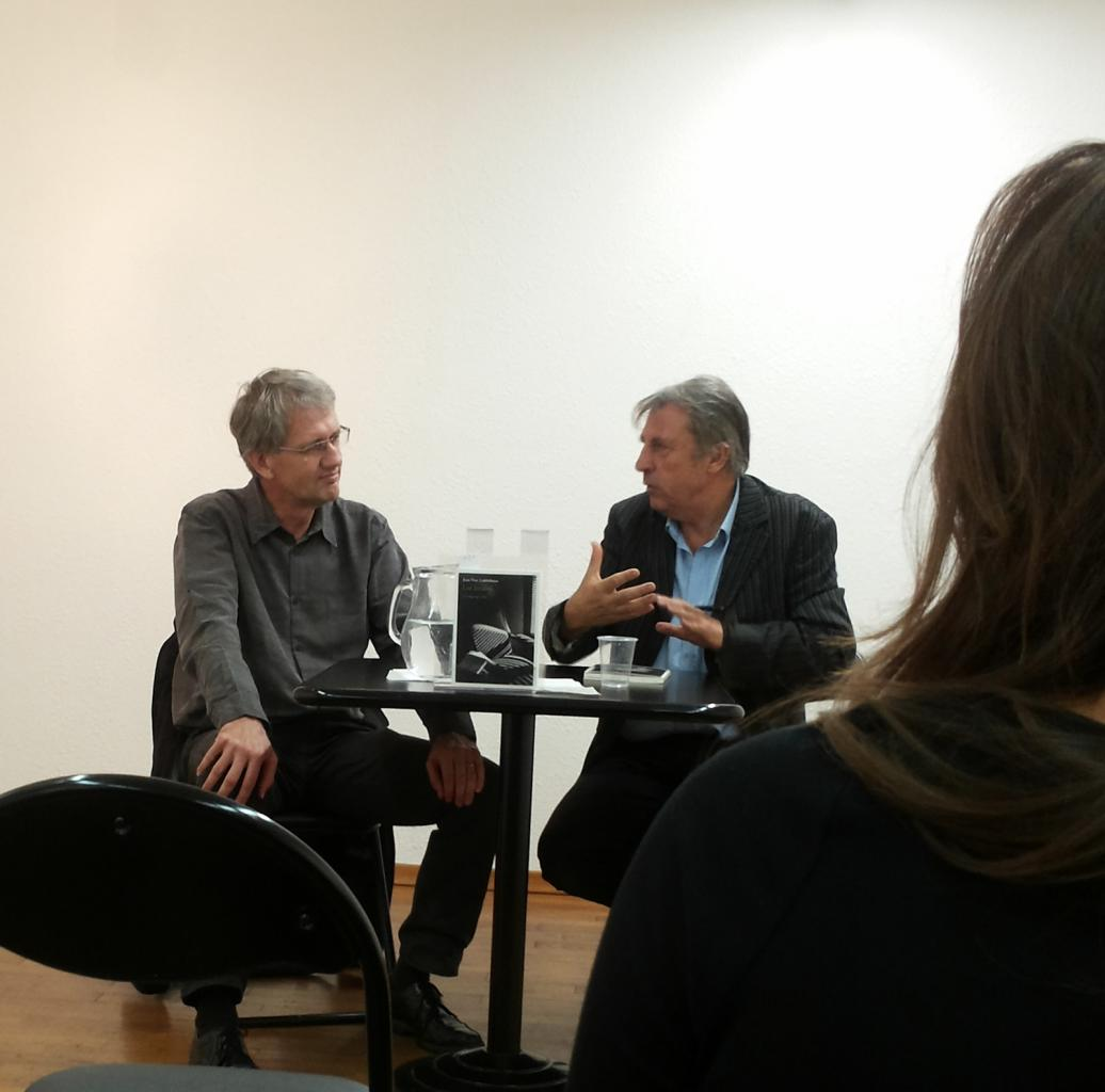 29/10/2013, Librairie Torcatis, Perpignan (avec Hyacinthe Carrera)