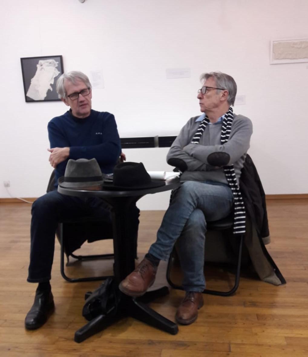 14/12/2018, Librairie Torcatis, Perpignan (avec Hyacinthe Carrera)