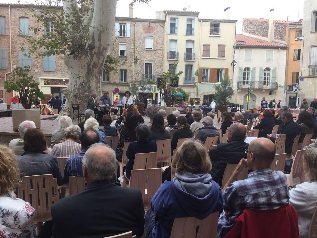 01/10/2017, Vendanges littéraires, prix Jean Morer, Rivesaltes